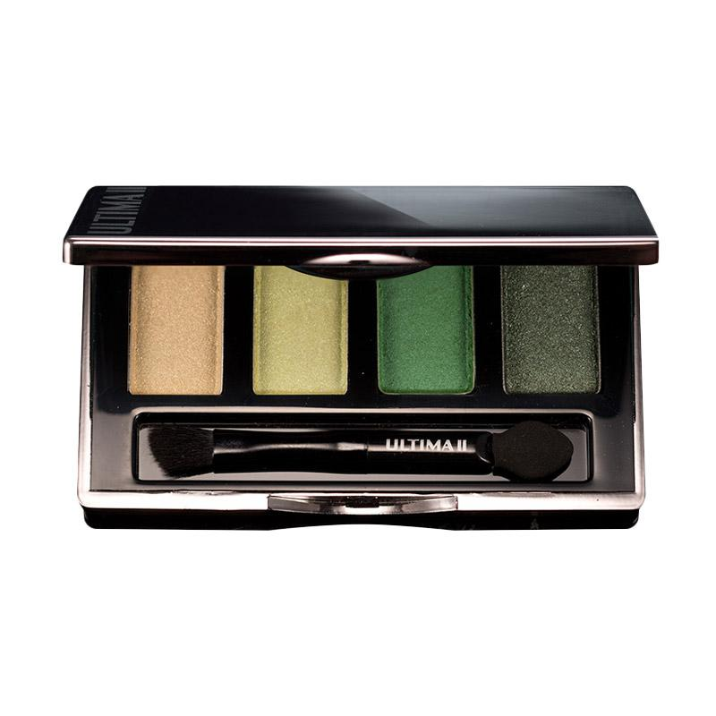 Ultima II Wonderwear Eye-Posh Colour Quad Eye Shadow - [4 g] Lucky