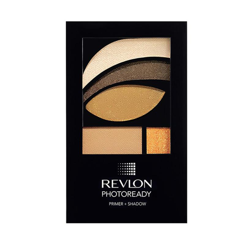Revlon PhotoReady Primer Shadow Sparkle Palet Eye Shadow - Rustic