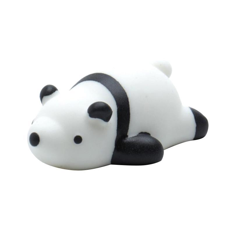 HAN MoniMoni Panda Scented Original Korea Mainan Squishy - Putih