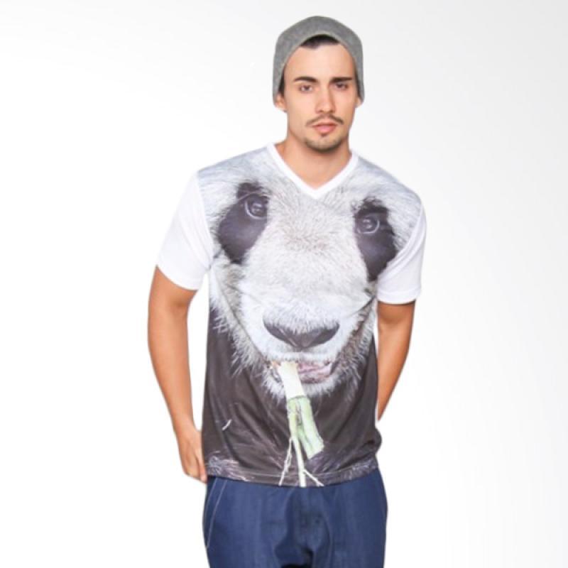 EpicMomo Panda1 T-Shirt - White AD.00136