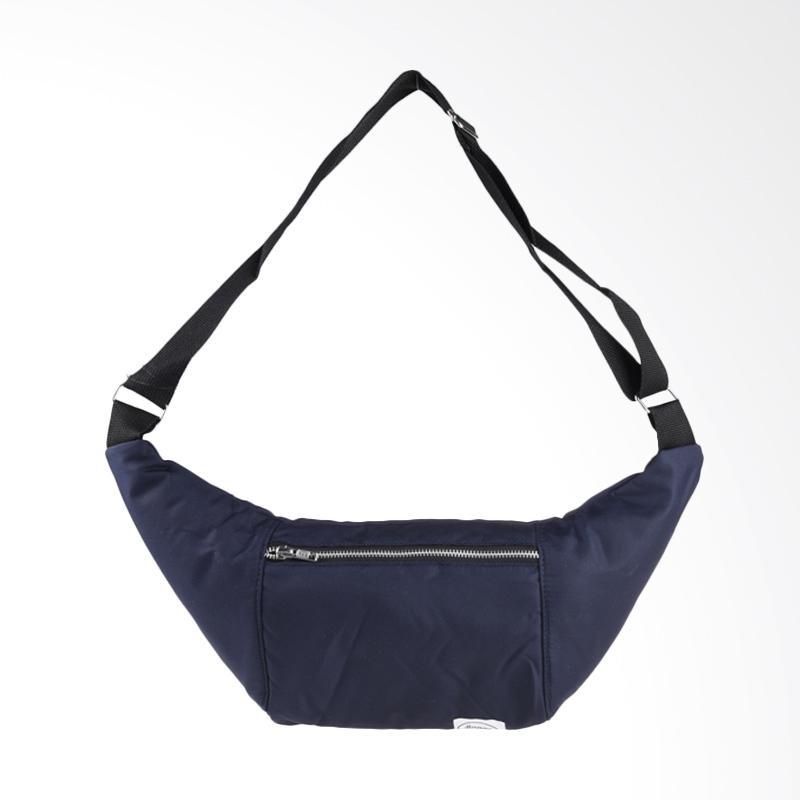 Hanan Project Sling Bag - Navy