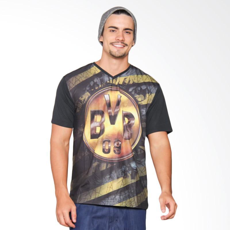 EpicMomo B.Dortmund1 T-Shirt - Black AD.00111