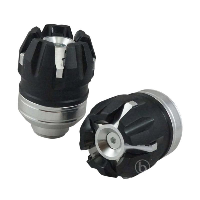 harga MorTech Tutup Jalu As Roda Depan Jumbo 1505 for Satria Fu 150 cc - Silver Blibli.com