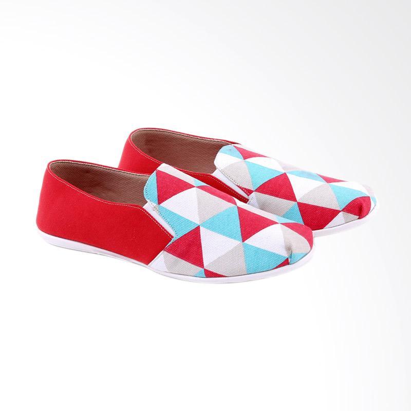 Garucci GIA 6167 Slip On Shoes Sepatu Wanita
