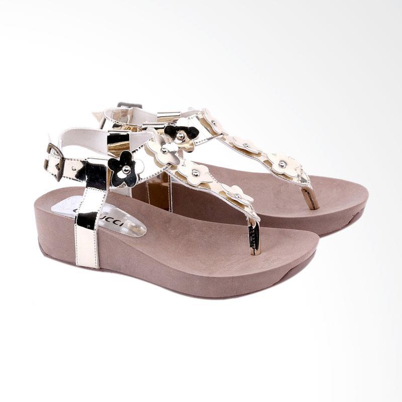 Garucci Wedges Sandal Wanita GJO 5204