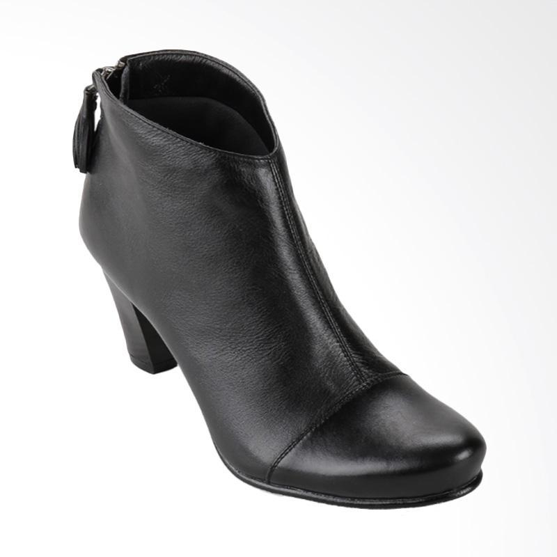 harga Marelli 3101 Ankle Boot Sepatu Wanita - Hitam Blibli.com