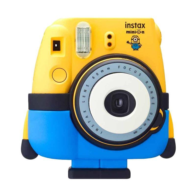 harga Fujifilm Instax Mini 8 Minion Kamera Polaroid instaxshop MINIONS Blibli.com
