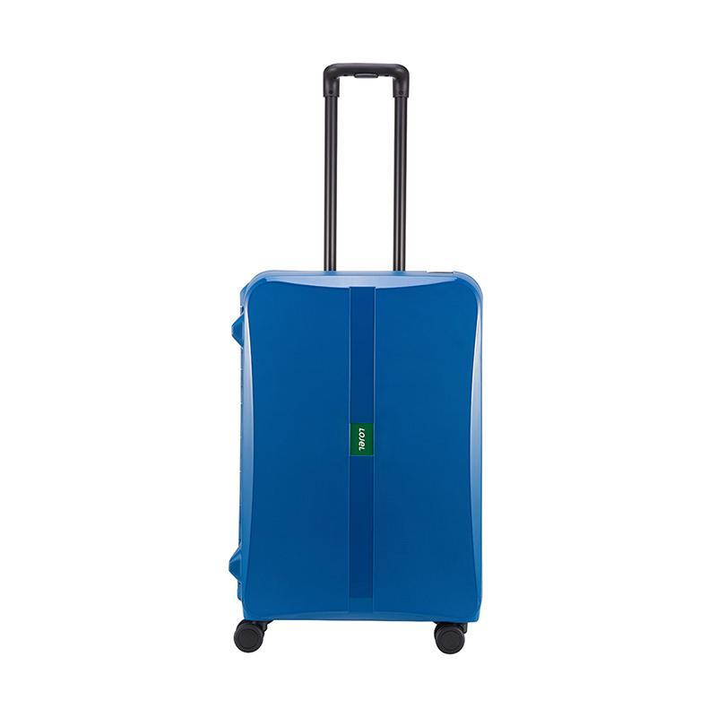 Lojel Octa 02 Koper Hardcase - Denim Blue [Medium/ 26 Inch]