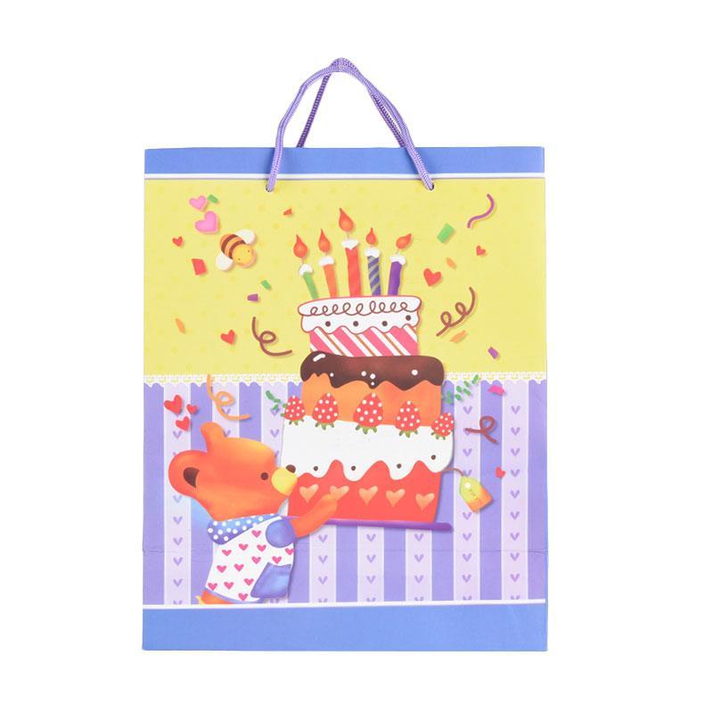 Karisma 745134 Type Metro Kue Dan Beruang Shopping Bag