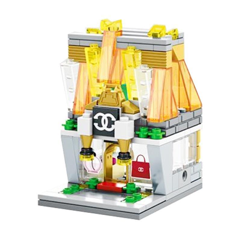 Sembo Sd6071 Cc House Mini Blocks
