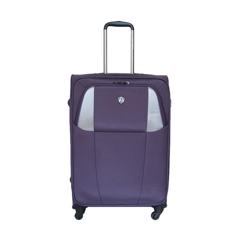 Traveler's Choice Forsa US Softcase Koper - Purple [Medium/26 Inch]