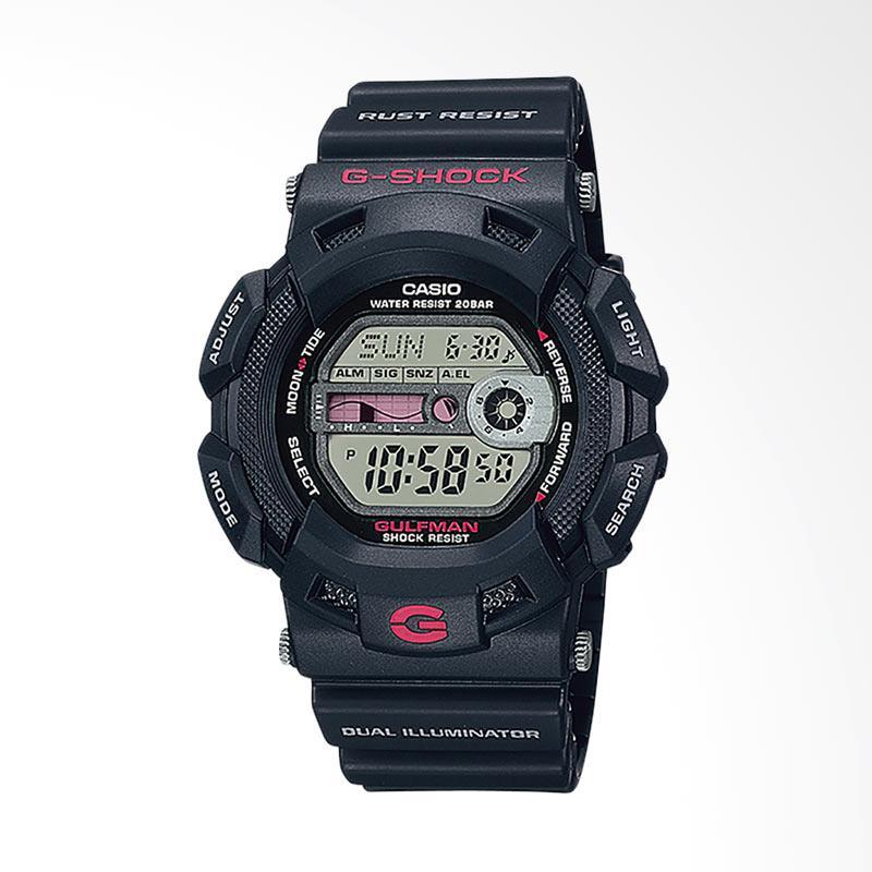 CASIO Jam Tangan Pria - Black G-9100-1DR
