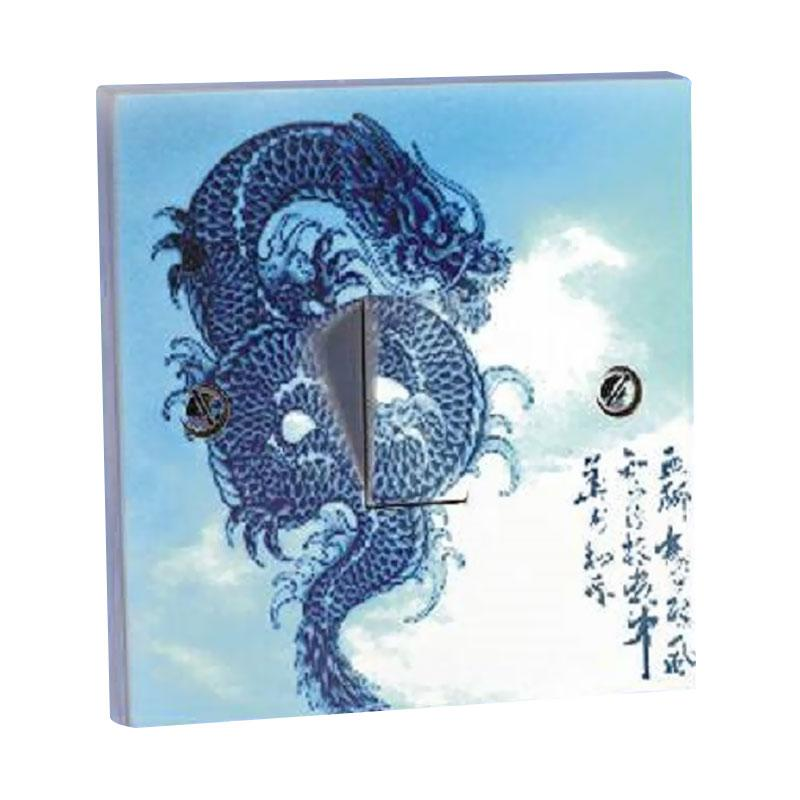 OEM Naga Dragon Saklar Lampu Sticker