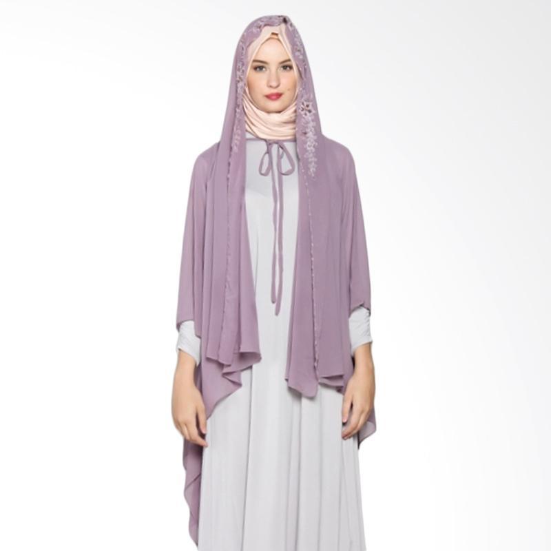 Yanna Azwar Annisa Outer Atasan Wanita - Purple