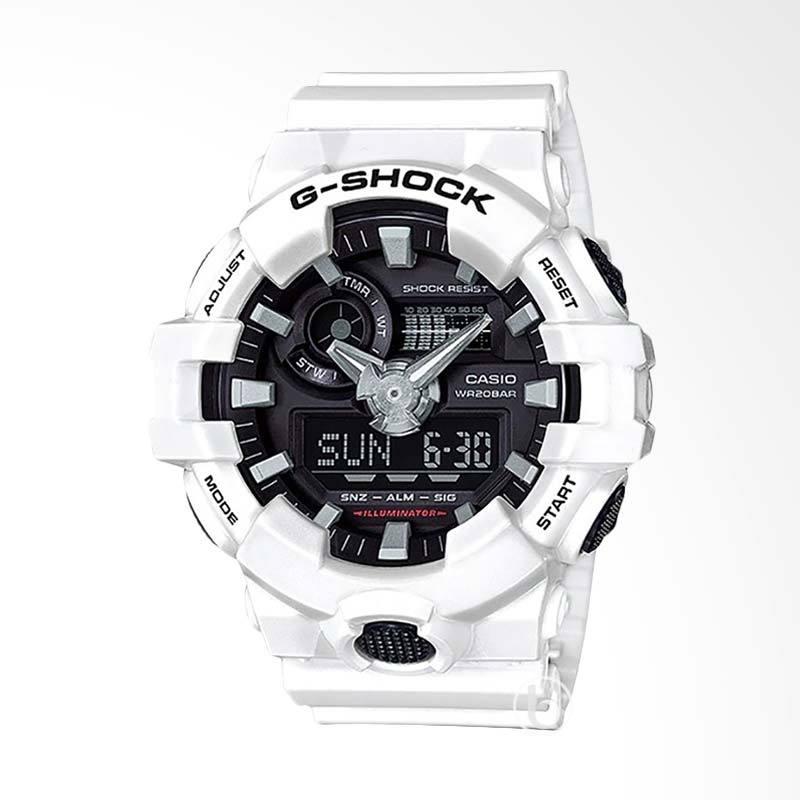 CASIO G-Shock Standard Analog Digital Jam Tangan Pria GA-700-7ADR