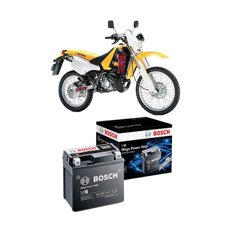harga Bosch AGM RBTZ-5S Aki Kering Motor for Suzuki TS 2000 RM Blibli.com