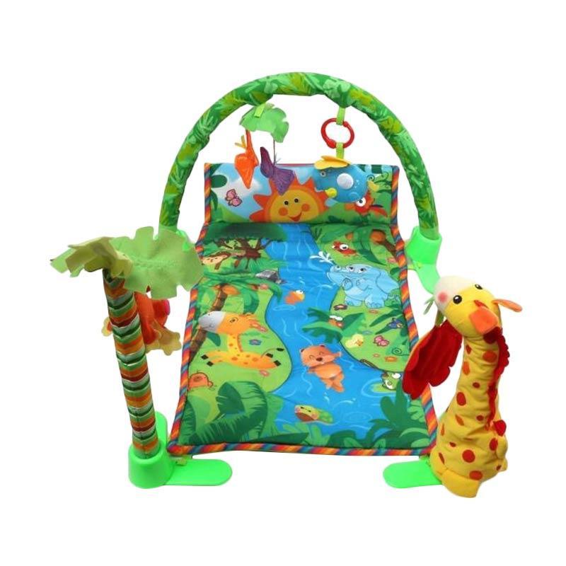 Fairchild Prime Baby Playmat Alas Bermain Bayi - Multicolor