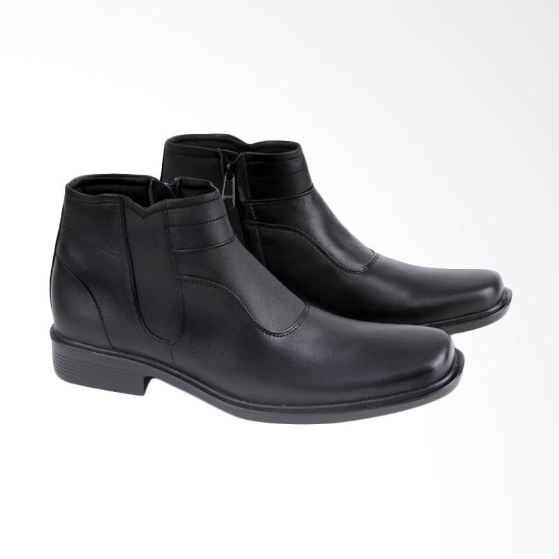 Garucci Sepatu Boot Formal Pria GHD 0339