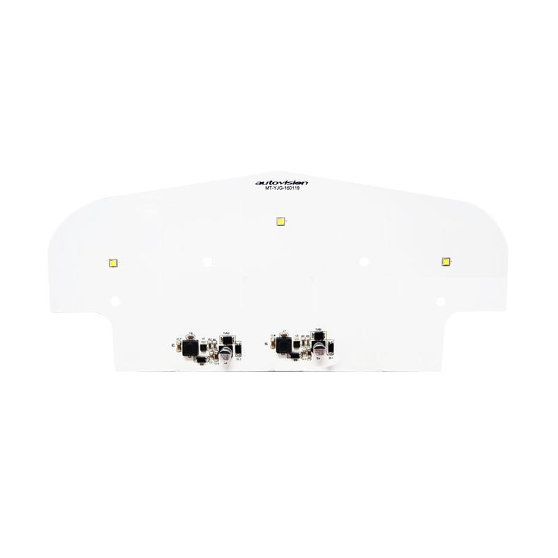 Autovision NMAX Upgrade LED Headlight [12 V/6 W x 3/3000 K]