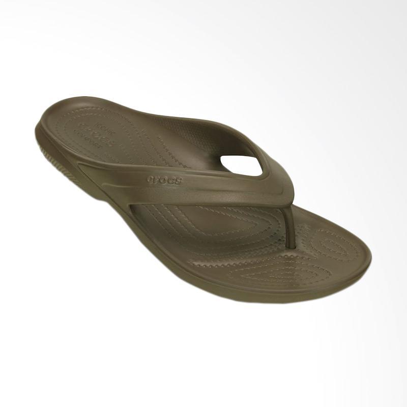 Crocs Classic Flip Unisex Sandal Jepit Pria 202635267