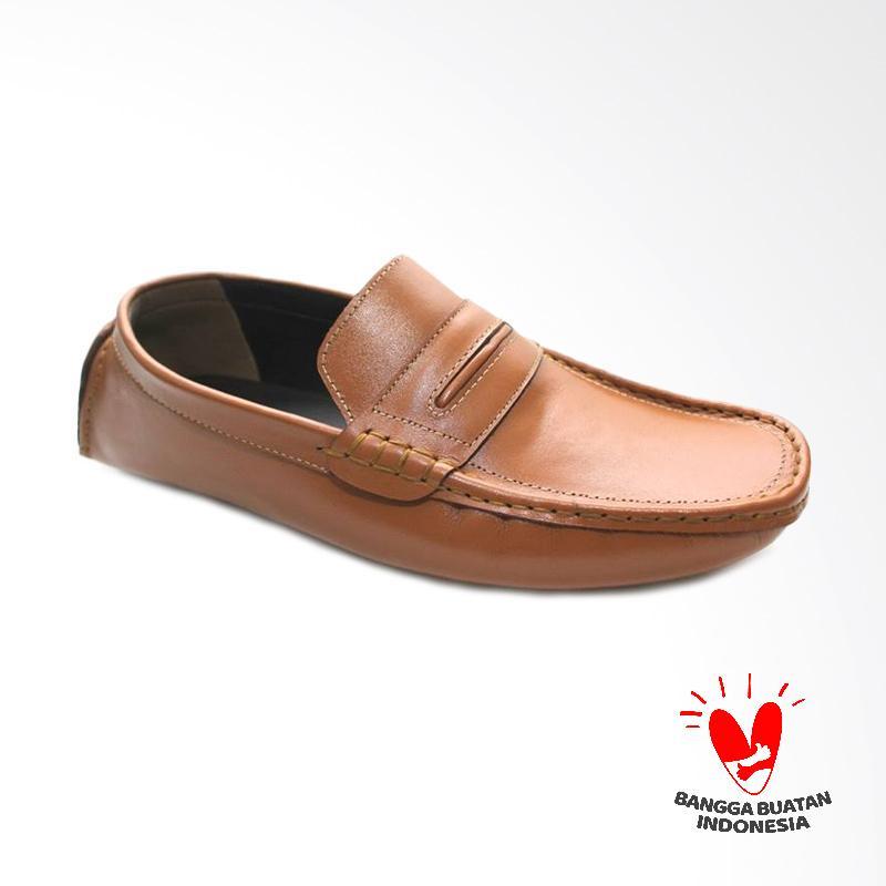 GRUTTY Sepatu Kasual Pria - Tan GR 81048