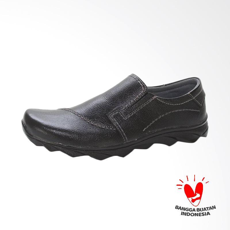 GRUTTY Sepatu Kasual Pria - Hitam GR 81069
