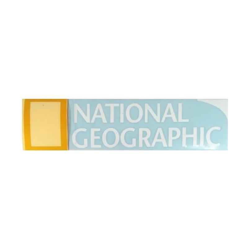 OEM National Geographic Body Kaca Car Decal Stiker Mobil