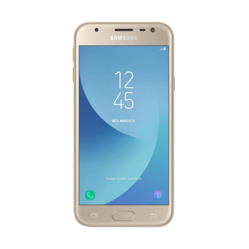 Samsung Galaxy J3 Pro J330 2017 Smartphone - Gold [16GB/ 2GB]