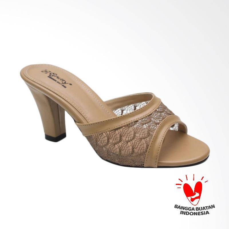 Grutty GR 82087 Sandal Heels Wanita