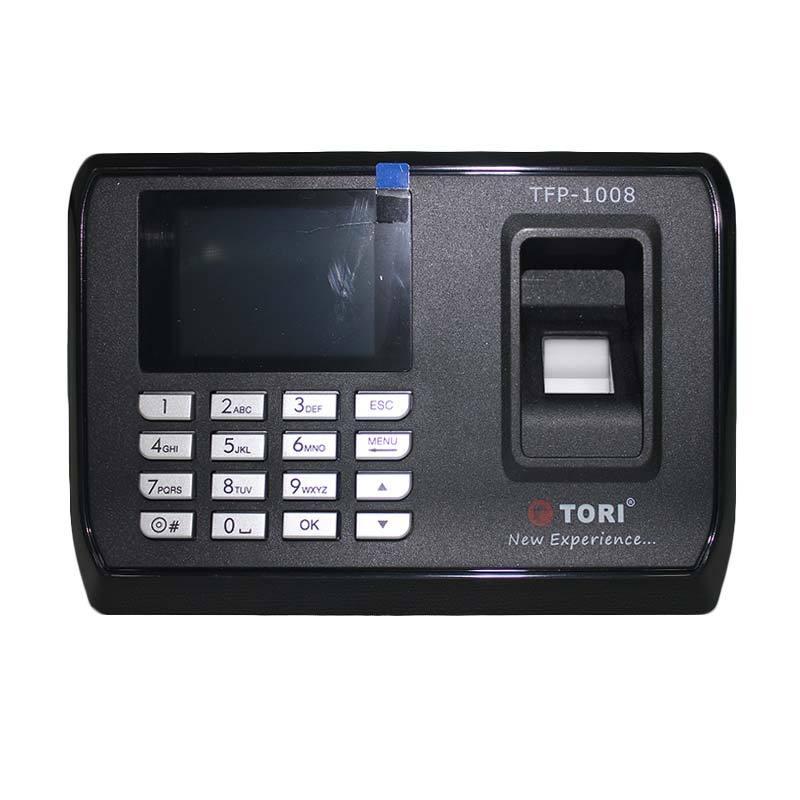 Tori TFP-1008 Mesin Absensi - Black