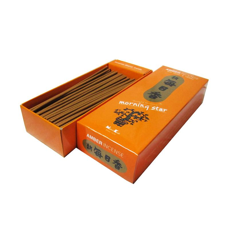 Nippon Kodo Morning Star Amber Dupa Aromatherapy [200 Stick]