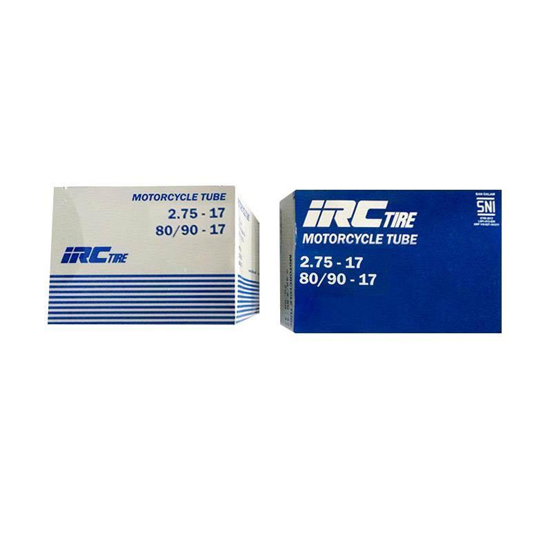 IRC Tire Motorcycle Tube 2.50/2.75-17 Ban Dalam Motor [Gratis Pengiriman]