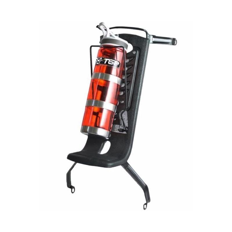 TGP Box Tengah Motor Dengan Dudukan Tempat Minum for Honda Revo - Hitam [BGT-TGP-BOTIG]