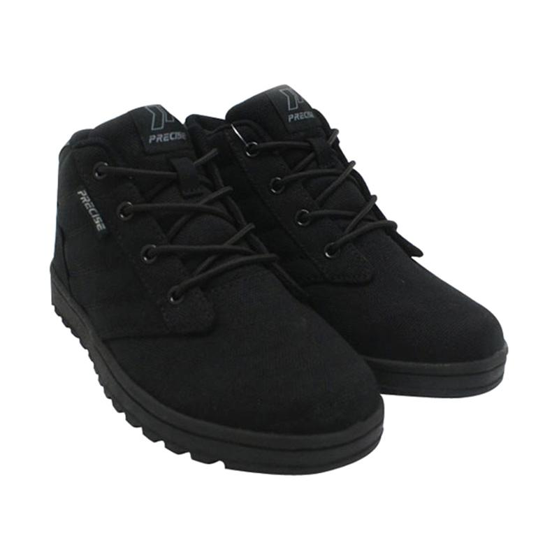 Precise Dallas JT Sepatu Anak - Hitam