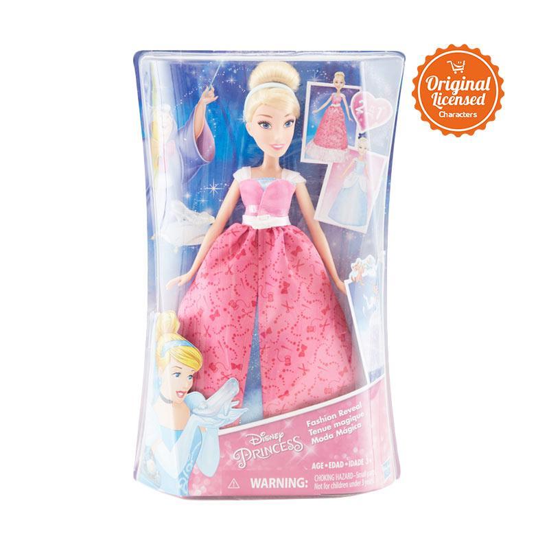 harga Disney Princess Fashion Reveal Cinderella Blibli.com