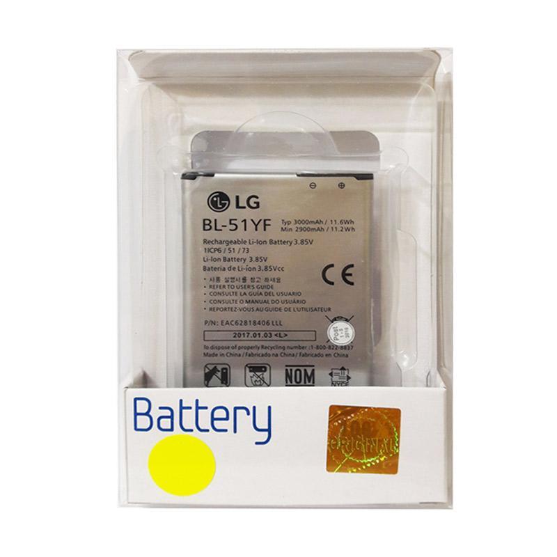 LG BL-51YF Original Baterai for LG G4 or G4 Stylus
