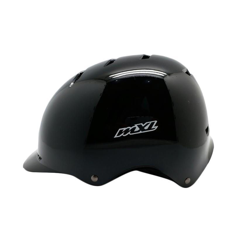 Mexel Helm Sepeda - Black SK 105