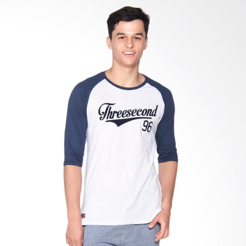 3SECOND 3008 T-Shirt - Blue 130081712