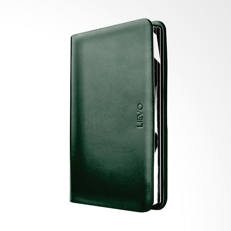 LIEVO Show - Card Holder - Dark Jade Green [SW03-JG]