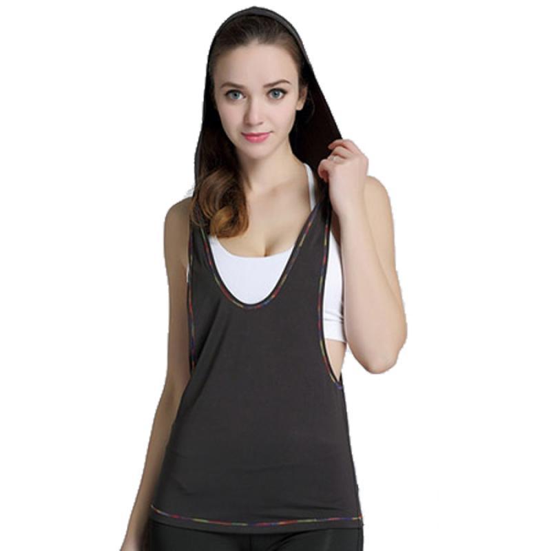 GRAZIEE Sleeve Women's Tank Baju Tanktop Olahraga Wanita HD00101