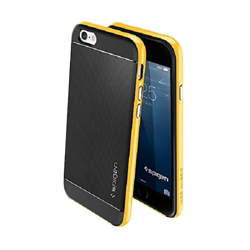 Spigen Neo Hybrid Series Casing for iPhone 6 plus 5.5 Inch - Reventon Yellow