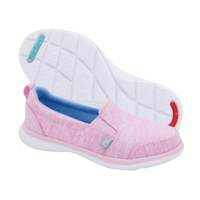 Toezone Kids Napa Girl Yt Sepatu Anak Perempuan - Pink Heather