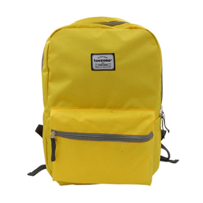 ToeZone Kids Backpack - Mustard