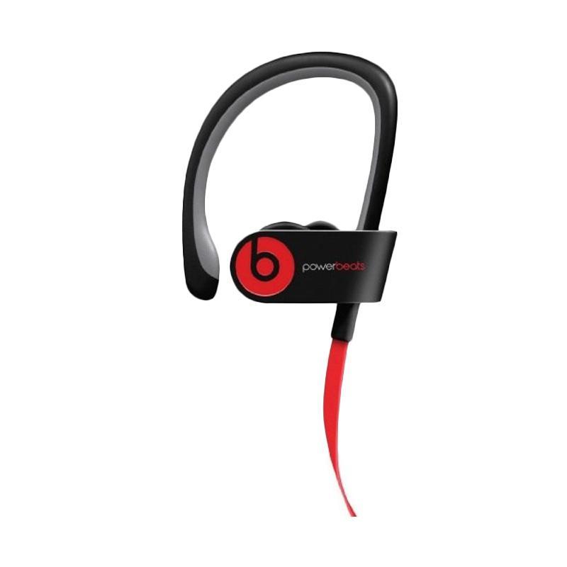 Beats 2 Wired Powerbeats In-Ear Headset - Black