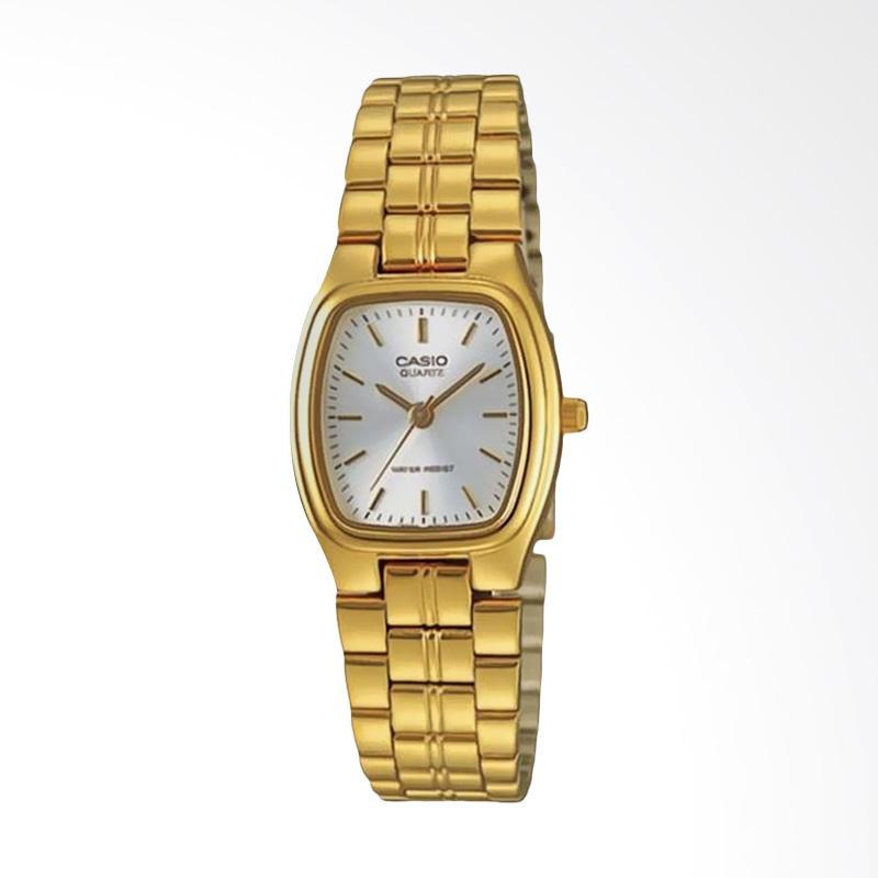 Casio Standard LTP-1169N-7ARDF Quartz Ladies Watch Stainless Steel Jam Tangan Wanita