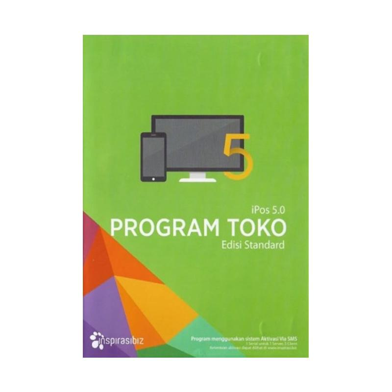 Inspirasibiz Program Toko iPOS 5.0 Standard Software