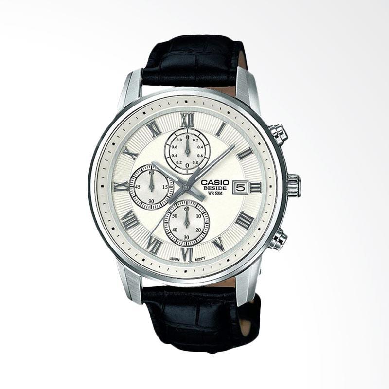Casio Standard Jam Tangan Pria - Black BEM-511L-7AVDF