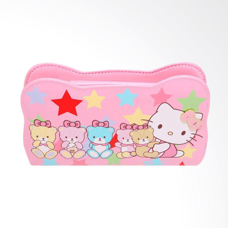 Hello Kitty HK and The Bears Dompet Wanita - Pink
