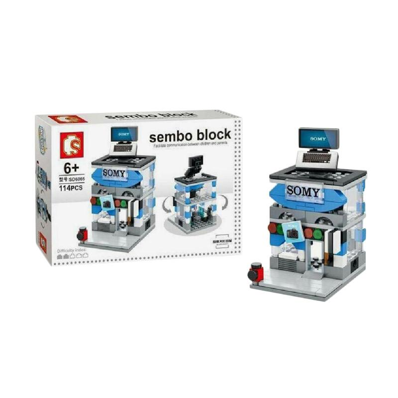 Sembo SD6065 Camera Shop Mini Blocks