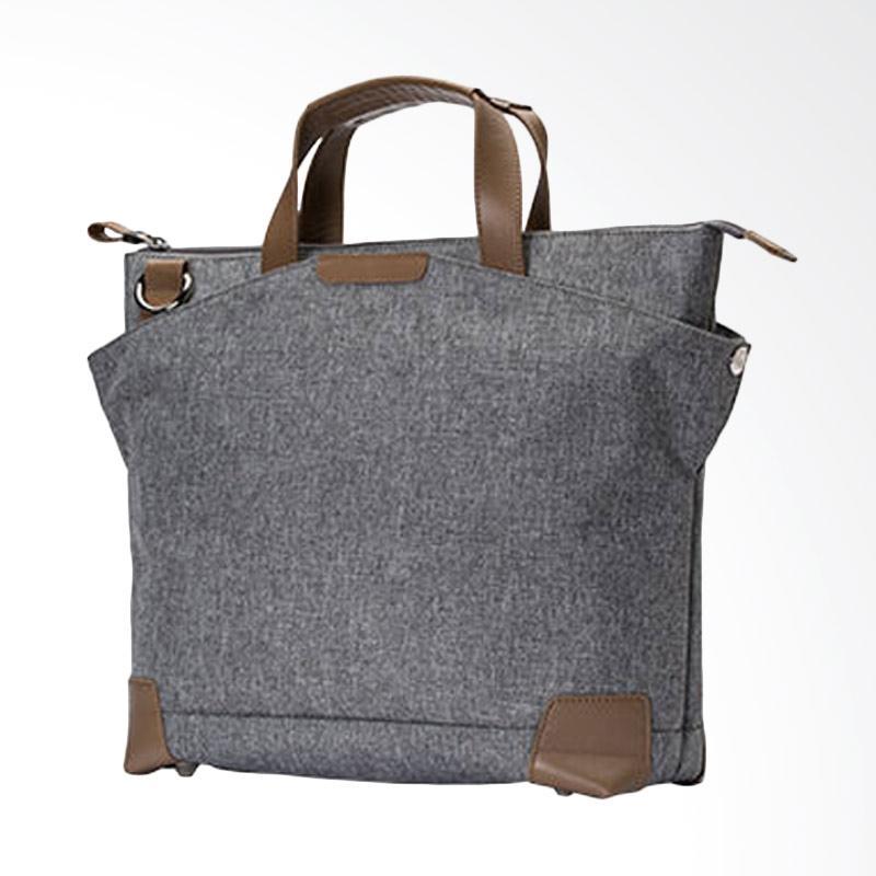 Amore Daniel Walker Briefcase - Grey